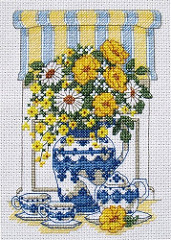 Counted Cross Stitch Patterns, A Basis For Stitching Bliss