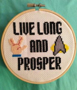 Cross Stitch and Men - Crossing the Gender Barrier