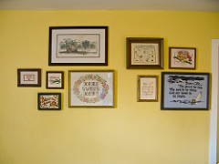 Getting Started With Cross Stitch, The Easy Way