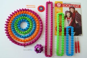 All About Loom Knitting