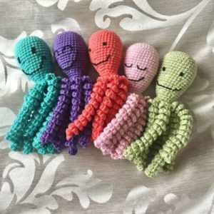 Octopuses (Octopi?) For Premature Babies
