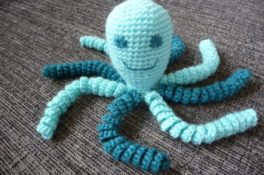 Another Octopus and Some Scarves