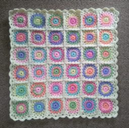 Easy Steps to Create a Crochet Baby Blanket Gift