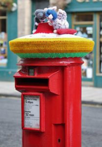 Yarn Bombing - a Global Phenomenon