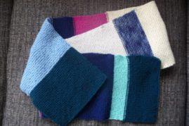 Homeless Knitting