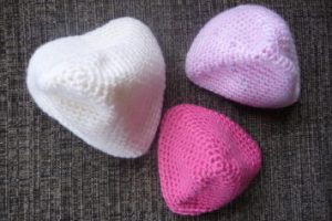 My Crocheted Knockers