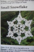 Christmas Snowflakes and Other Ideas