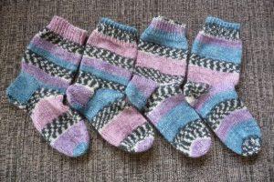 Bedtime Socks Revisited